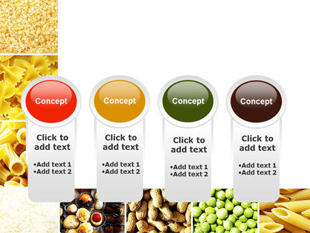 Vegetarian Foods PowerPoint Template Slide 5