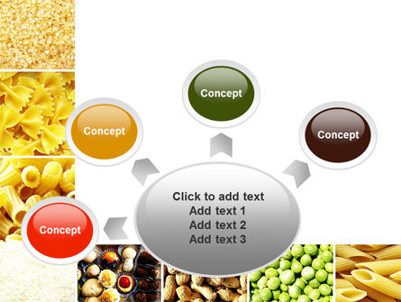 Vegetarian Foods PowerPoint Template Slide 7