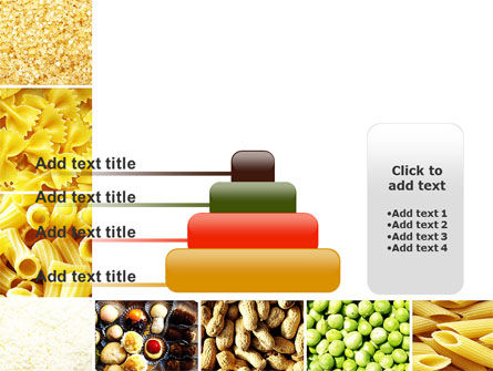 Vegetarian Foods PowerPoint Template Slide 8