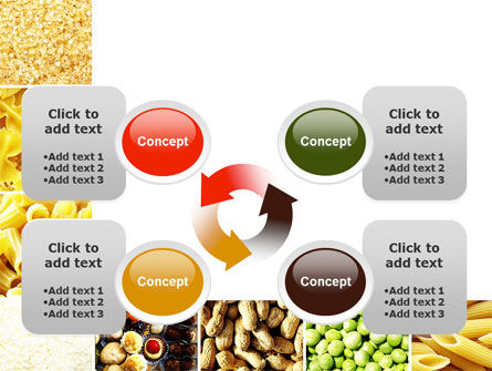 Vegetarian Foods PowerPoint Template Slide 9