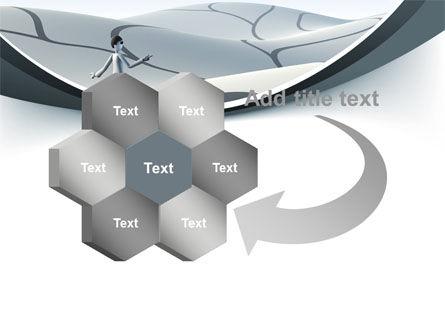 Virtual Desert PowerPoint Template Slide 11