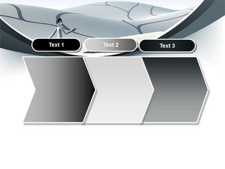 Virtual Desert PowerPoint Template Slide 16