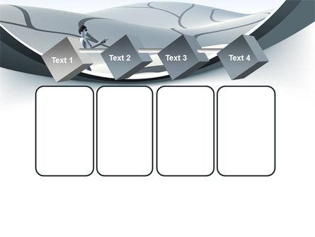 Virtual Desert PowerPoint Template Slide 18