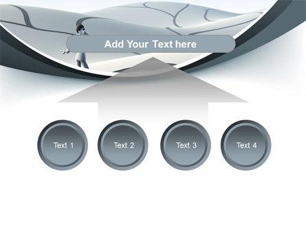 Virtual Desert PowerPoint Template Slide 8