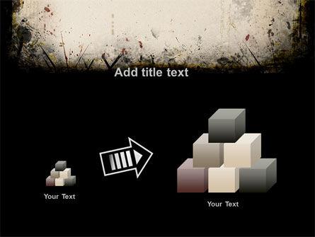 Gray Frame PowerPoint Template Slide 13