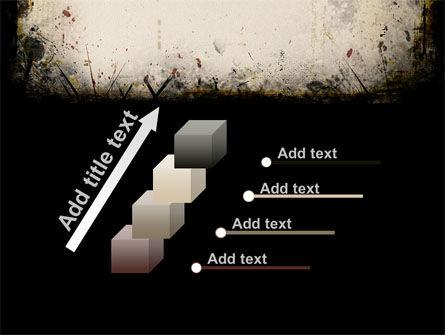 Gray Frame PowerPoint Template Slide 14