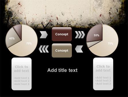 Gray Frame PowerPoint Template Slide 16