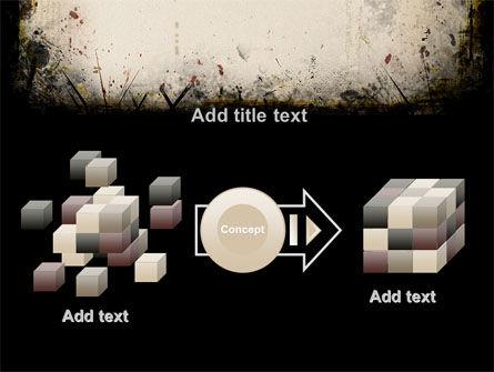 Gray Frame PowerPoint Template Slide 17