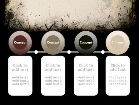 Gray Frame PowerPoint Template Slide 5