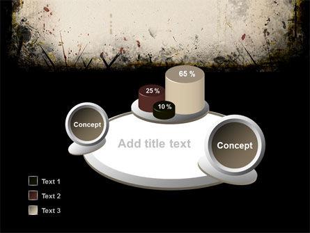 Gray Frame PowerPoint Template Slide 6
