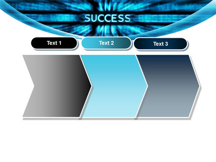 Components Of Success PowerPoint Template Slide 16