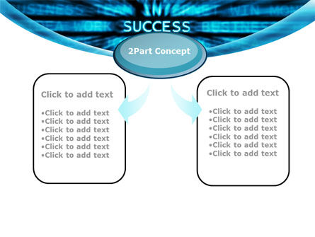 Components Of Success PowerPoint Template, Slide 4, 10029, Business — PoweredTemplate.com
