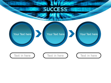 Components Of Success PowerPoint Template Slide 5