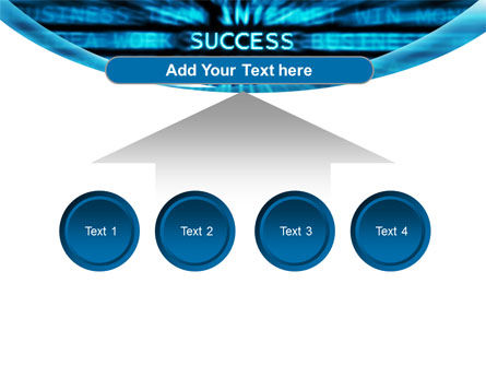 Components Of Success PowerPoint Template Slide 8