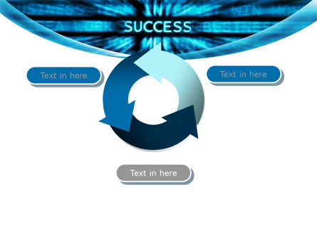 Components Of Success PowerPoint Template Slide 9