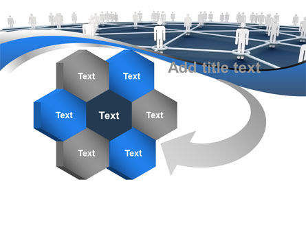 People In Connections PowerPoint Template Slide 11