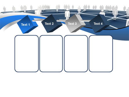 People In Connections PowerPoint Template Slide 18