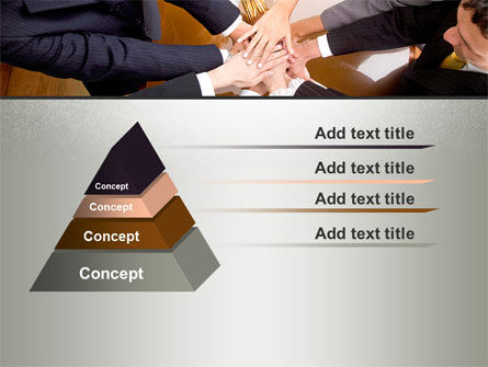 Working Collaboration in the Team PowerPoint Template Slide 12