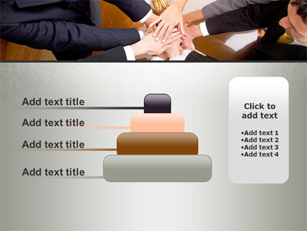 Working Collaboration in the Team PowerPoint Template Slide 8