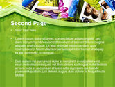 Summer Photo Collection PowerPoint Template#2