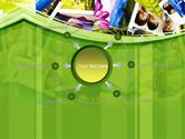 Summer Photo Collection PowerPoint Template#7