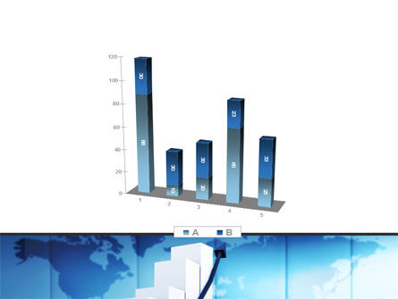 Growth of Indicators PowerPoint Template Slide 17