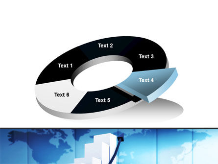Growth of Indicators PowerPoint Template Slide 19