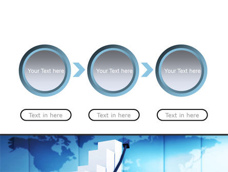 Growth of Indicators PowerPoint Template Slide 5