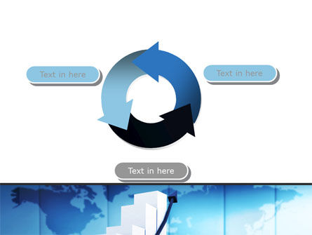 Growth of Indicators PowerPoint Template Slide 9