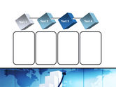 Growth of Indicators PowerPoint Template#18