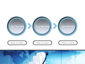 Growth of Indicators PowerPoint Template#5