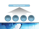 Growth of Indicators PowerPoint Template#8