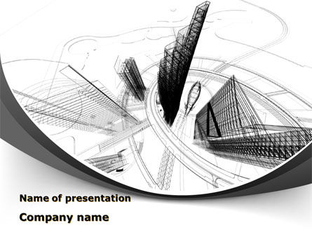 World of Tomorrow PowerPoint Template