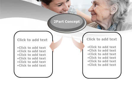 Elderly people care powerpoint template backgrounds 10042 elderly people care powerpoint template slide 4 10042 religiousspiritual poweredtemplate toneelgroepblik Gallery