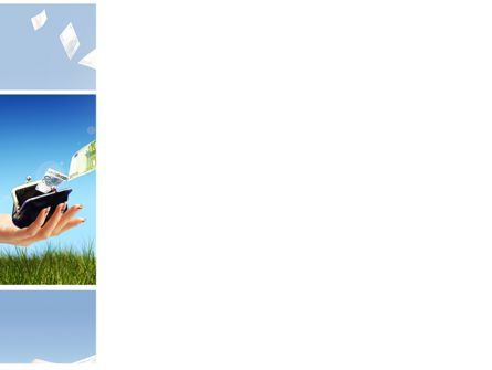 Spending Money PowerPoint Template, Slide 3, 10043, Financial/Accounting — PoweredTemplate.com