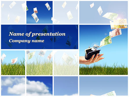 Spending Money PowerPoint Template