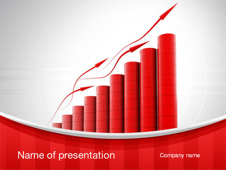Stable Growth PowerPoint Template