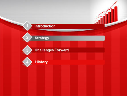 Stable Growth PowerPoint Template Slide 3
