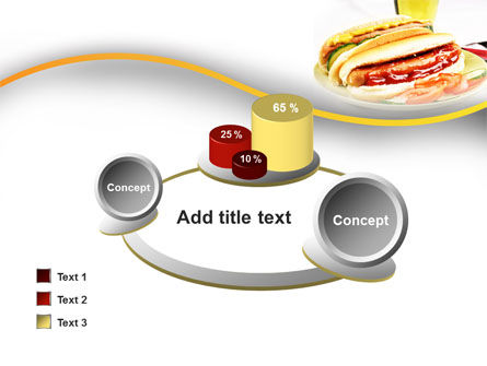 Yummy Hot-Dog PowerPoint Template Slide 16