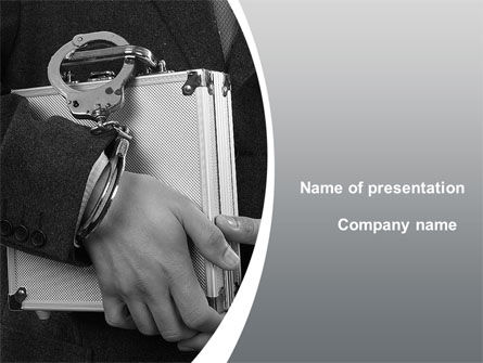 Secure Documents PowerPoint Template