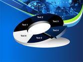 Wide World Computerization PowerPoint Template#19