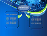 Wide World Computerization PowerPoint Template#4