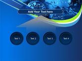 Wide World Computerization PowerPoint Template#8