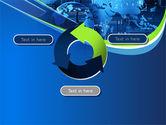 Wide World Computerization PowerPoint Template#9