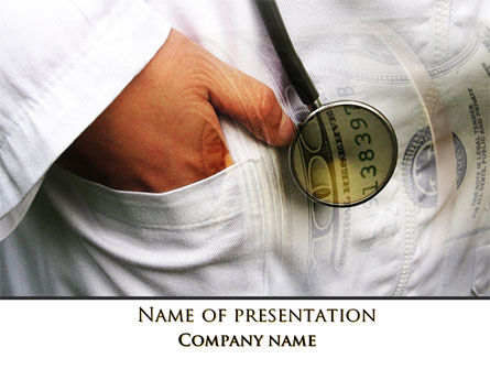 Illegal Medicine PowerPoint Template