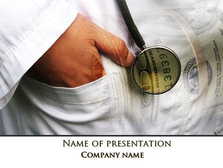 Illegal Medicine PowerPoint Template, 10059, Legal — PoweredTemplate.com