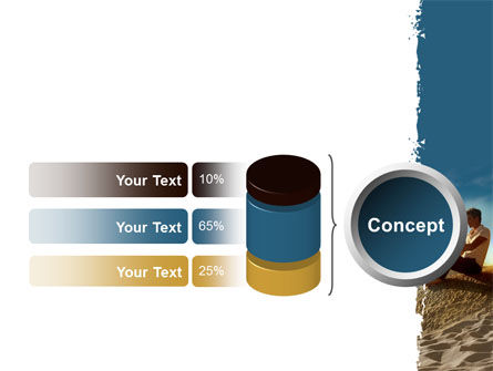 Be In Contact PowerPoint Template Slide 11