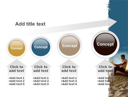 Be In Contact PowerPoint Template Slide 13
