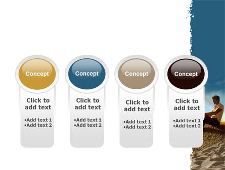 Be In Contact PowerPoint Template Slide 5