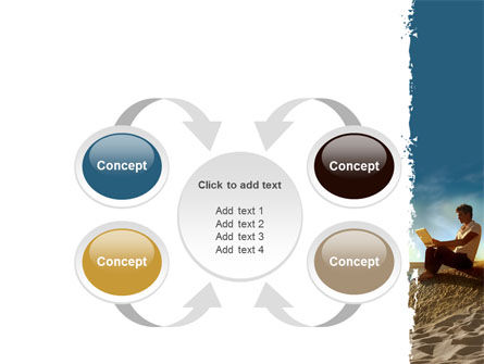 Be In Contact PowerPoint Template Slide 6